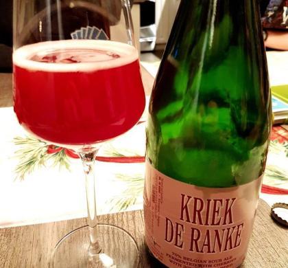 Kriek de De Ranke (Belgique)
