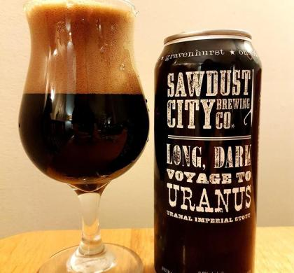 Long, Dark Voyage to Uranus de Sawdust City (Ontario)