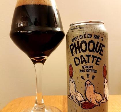 Phoque Datte de BockAle