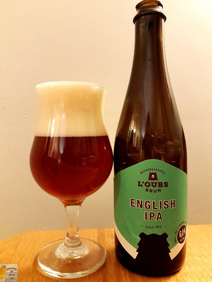 English IPA de l'Ours Brun