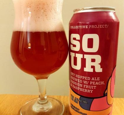 Sour Dry Hopped Ale de Collective Arts (Ontario)