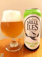 West Coast IPA de Mille Îles
