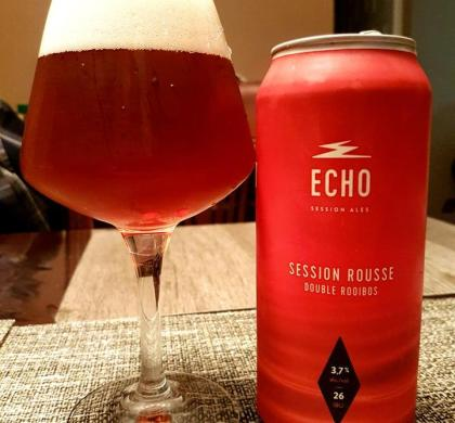 Session Rousse d'Echo Session Ales
