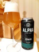 Zéphyr de Brasserie Alpha