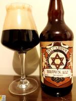 Brown Ale de seigle de Pit Caribou