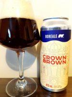 Crown Brown de Brasseurs du Nord