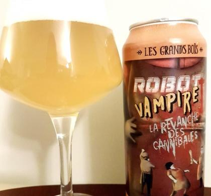 Robot Vampire II des Grands Bois