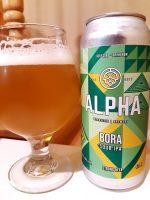 Bora de Brasserie Alpha