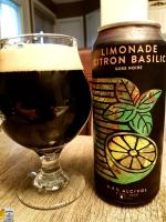 Limonade Citron Basilic de Beauregard