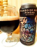Framboise Noire Pineau de Beauregard