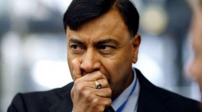 Lakshmi Mittal. Presidente y CEO de Mittal Steel Company