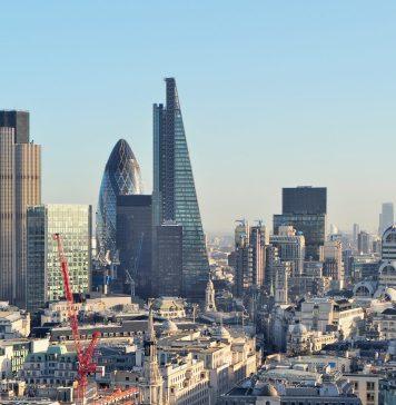 La City de Londres, uno de los distritos financieros más grandes de Europa. Foto. Wikimedia. kloniwotski