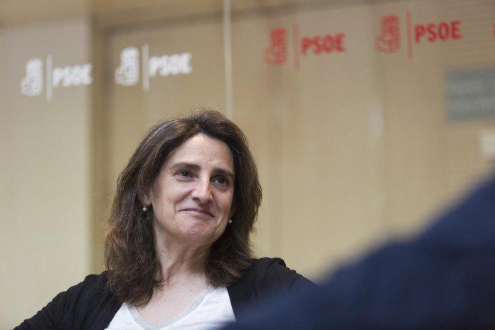La nueva ministra de Energía y Medio Ambiente, Teresa Ribera.