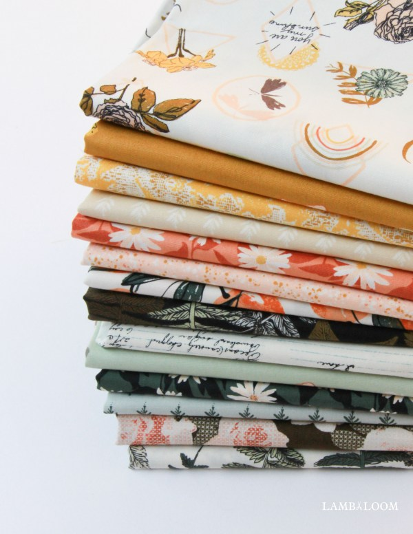 HER AND HISTORY BONNIE CHRISTINE ART GALLERY FABRICS