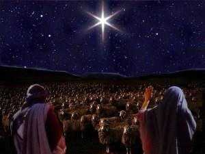 bigstock-Bethlehem-Star-appears-to-Shep-1973272
