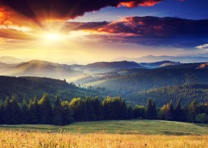 bigstock-Majestic-sunset-in-the-mountai-42745291