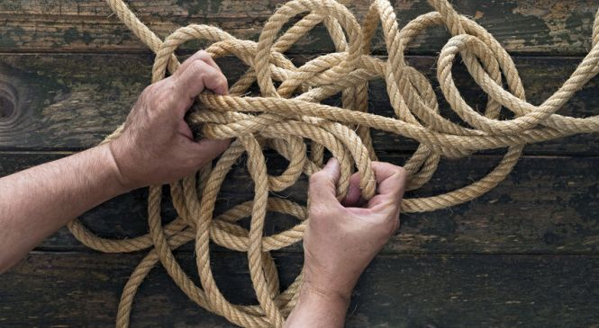 Dale's Rules for Life – Of Patience and Knots