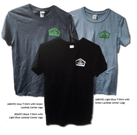 2017 Lambda Center T-Shirt