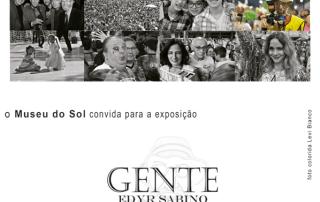 Gente, Museu do Sol 2017, Convite