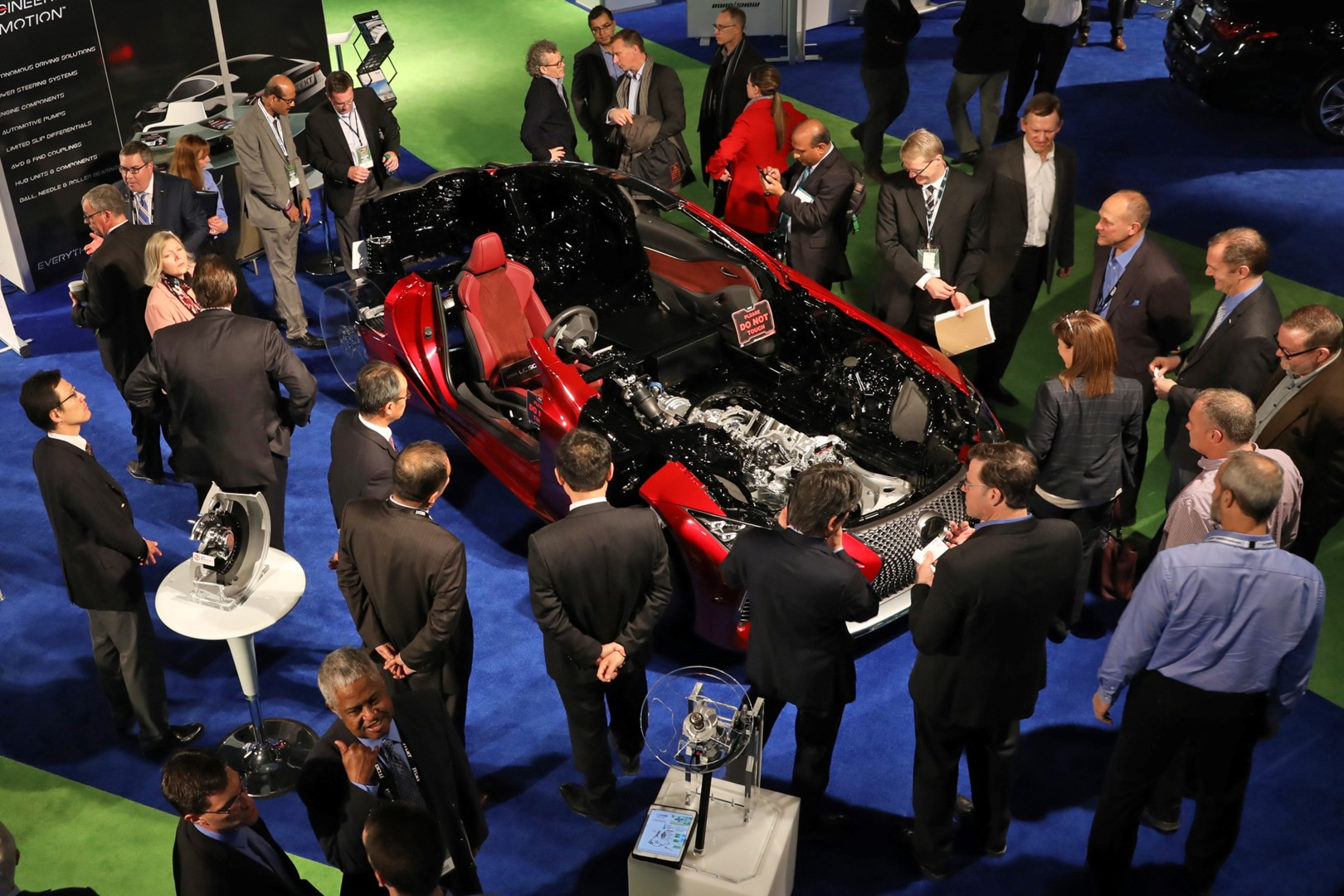 Digital Strategies to Maximize the Value of Events as a B2B Brand (Automobili-D Image Courtesy of NAIAS)