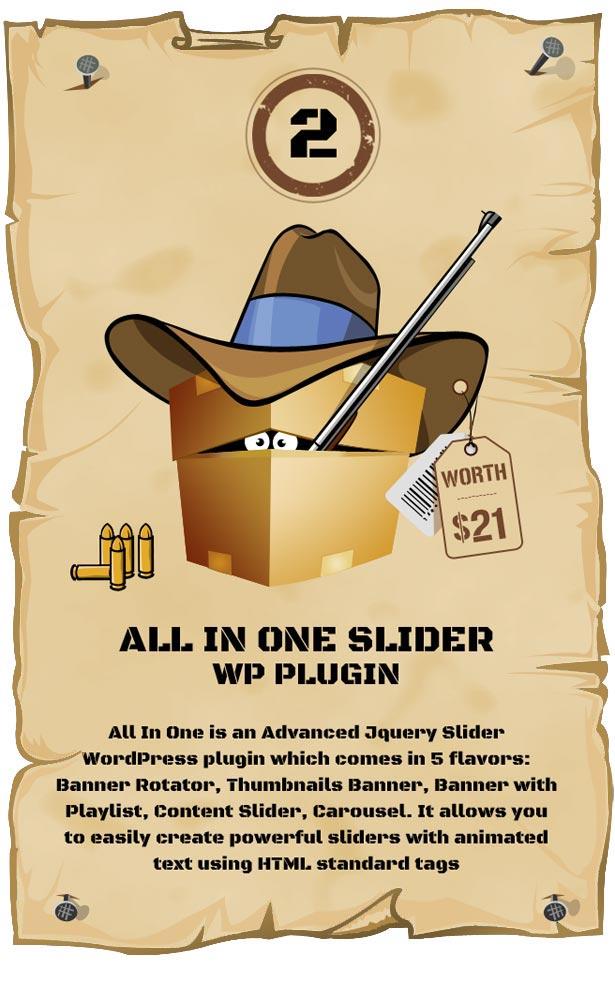 All In One Slider Responsive WordPress Slider Plugin