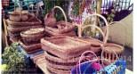 Baskets from Botolan, Zambales.