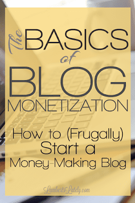 This blogger makes a full-time income off of blogging! She is sharing a step-by-step tutorial on how to frugally start a money-making blog on the Blogger platform. She goes through the entire set-up process and gives several ideas for how you can monetize the blog almost from the beginning. Lots of great tips and tricks, this is a wonderful resource if you're a new blogger wanting to start a blog to make money...you can even do it for free by following the steps in this post!