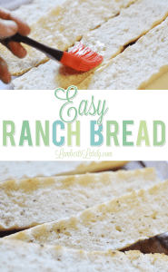 Ranch Bread