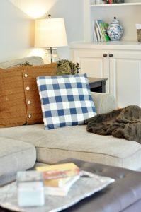 Home Tour – Living Room