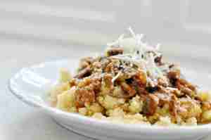 Pressure Cooker Beef Ragu (Part 6 – Best of Freezer Meal Boot Camps)
