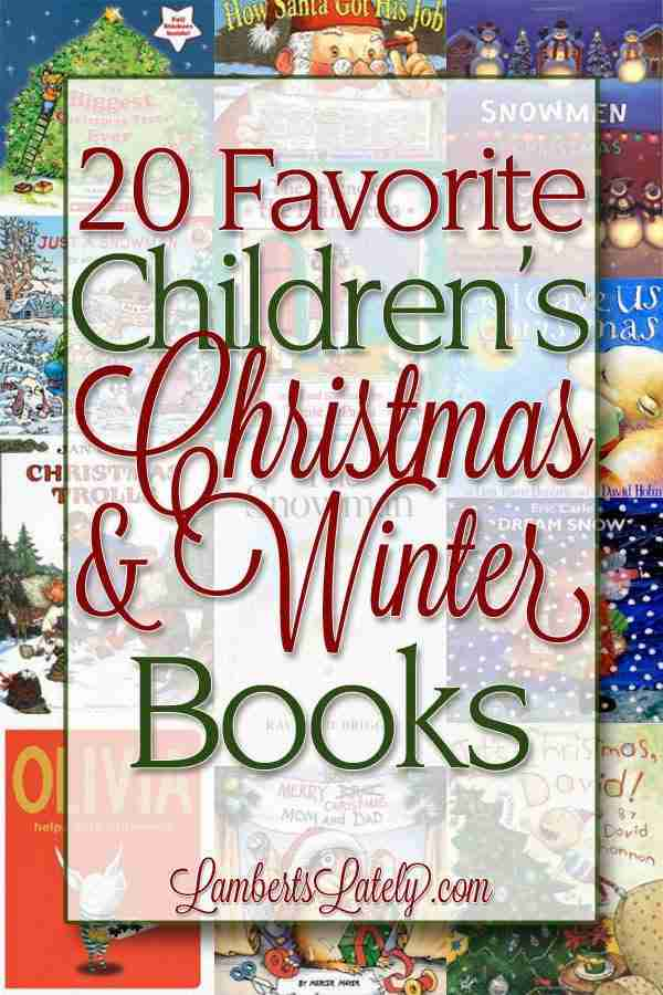 This is a great list of the top Christmas and winter books for kids, ranging from babies/toddlers to older kids. Includes classic, modern, and funny books - great way to start holiday traditions in families!