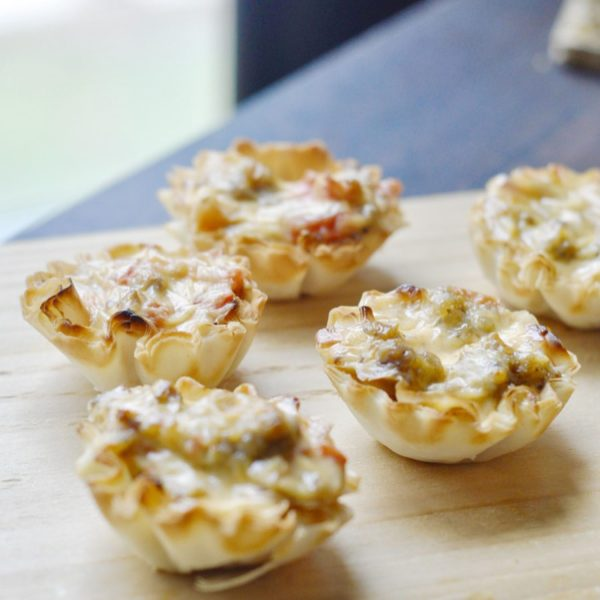 Sausage Rotel Cups