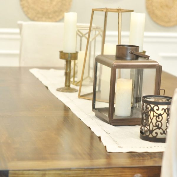 A Dining Room and Foyer Tour