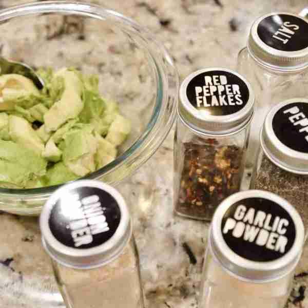 Spice Cabinet Guacamole