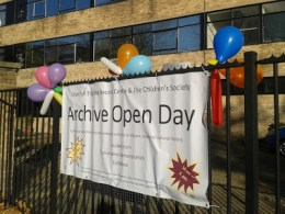 Archive Open Day at CERC