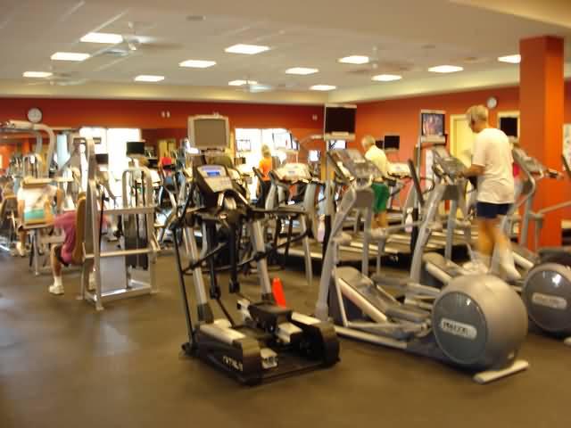 Fitness Center at Pelican Bay Community Center