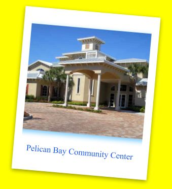 The Community Center in Pelican Bay