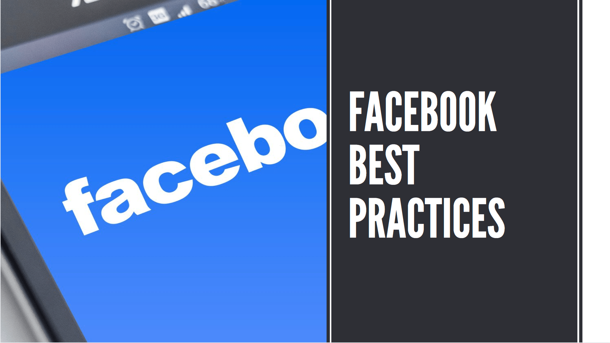 Facebook Targeting Best Practices
