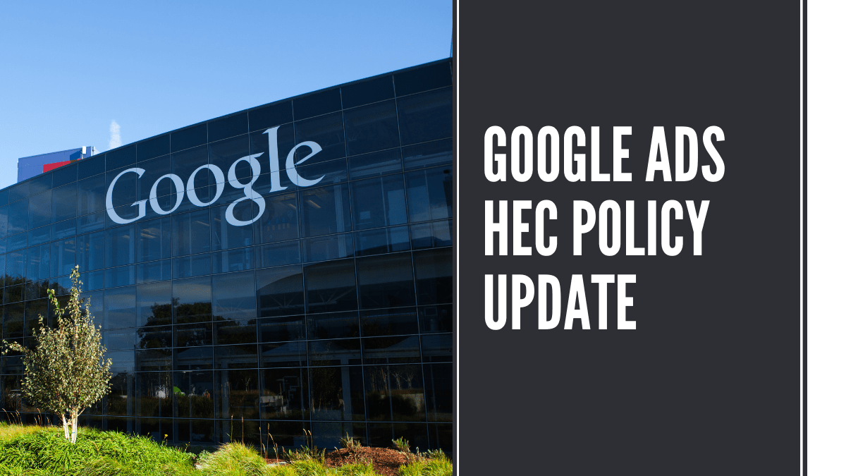 Upcoming Update to Housing, Employment, and Credit Ad Policy Google Ads