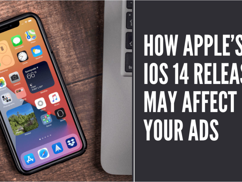 How Apple's iOS 14 Release May Affect Your Ads
