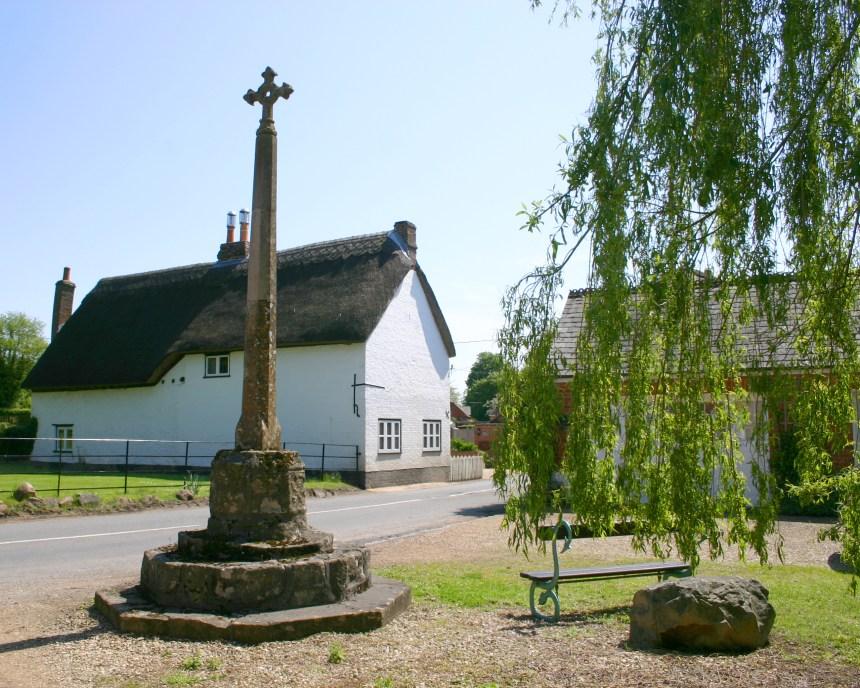 Eastbury Cross