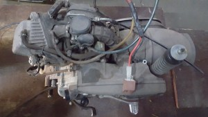 Vespa LX 50 engine 4 stroke   Lambrettafinder