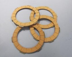 Scootopia clutch plates (cork) set