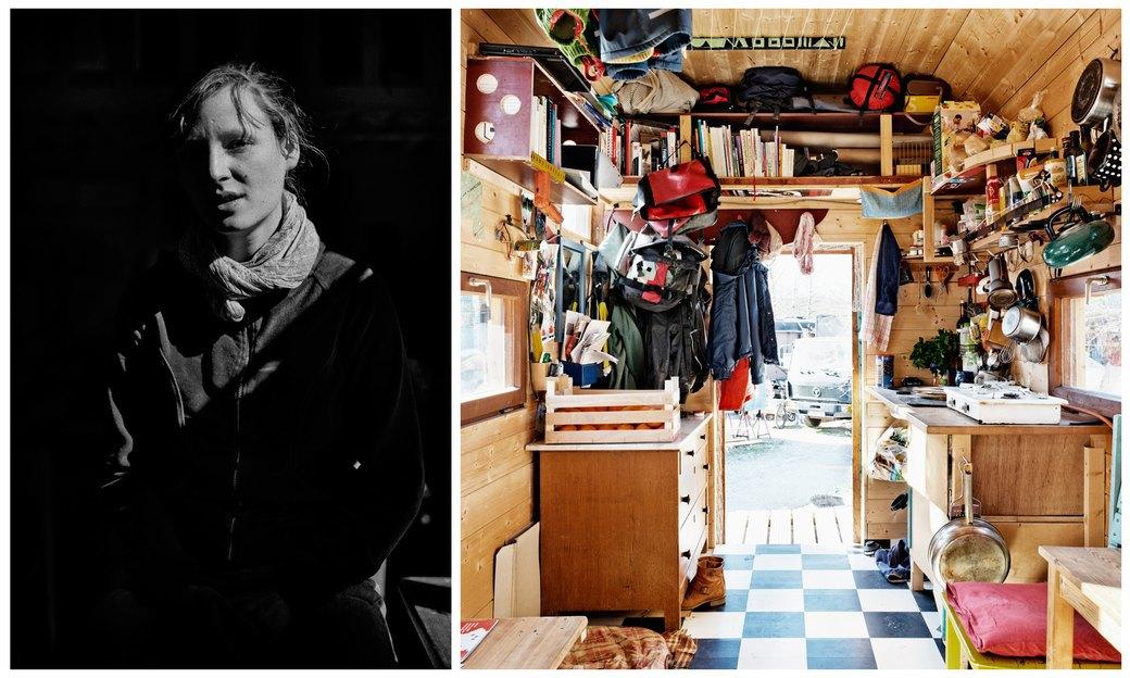 Квартира на колёсах: Как живут люди, отказавшиеся от комфорта традиционных домов. Изображение № 9.
