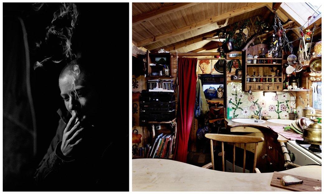 Квартира на колёсах: Как живут люди, отказавшиеся от комфорта традиционных домов. Изображение № 4.