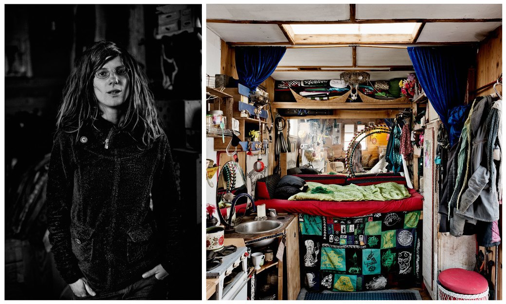 Квартира на колёсах: Как живут люди, отказавшиеся от комфорта традиционных домов. Изображение № 7.