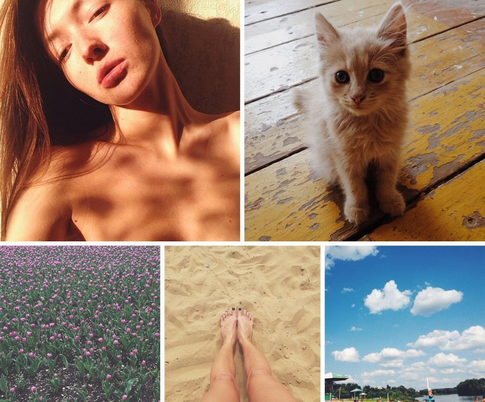 Лето девушек FURFUR в Instagram. Изображение № 2.