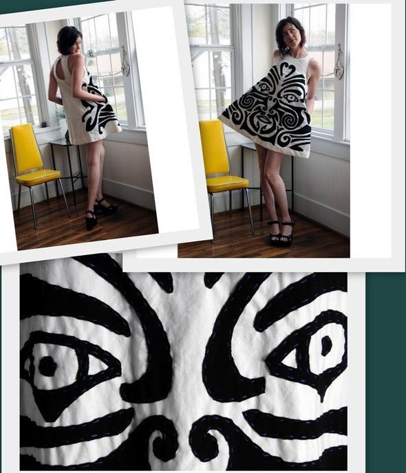 e58738d9d7d9 Druhý život starých odevov to robia sami. Šaty z letnej šaty a ...