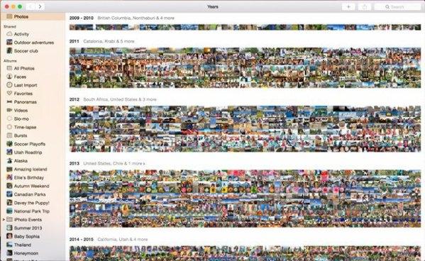 Появились первые скриншоты приложения-замены iPhoto для ...