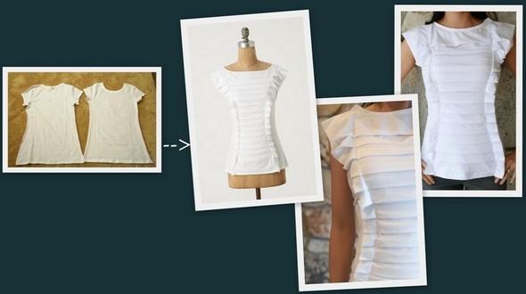 3000 идей переделки одежды из старой в стильную. Изображение № 5.